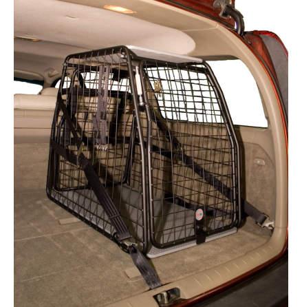 Artfex Hundbur till Dacia Lodgy - Burar kan beh�vas pallas upp n�got.