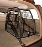 Artfex Hundbur till Dacia Lodgy - Burar kan behövas pallas upp något.