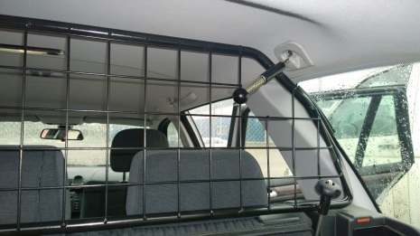 Artfex Hundgaller BMW 3-serie Touring E46 98-06