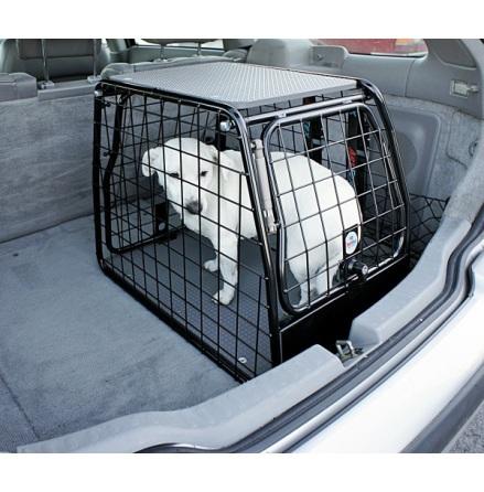Artfex Hundbur VW Tiguan -2015 bil med lasttröskel