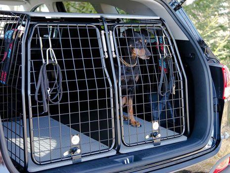 Artfex Hundbur Saab 9-5 Combi