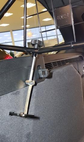 Artfex Hundgaller BMW 5-serie Touring (G31) 2017- Passar även till bil med panoramatak.