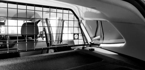 Artfex Hundgaller Dacia Duster Generation II 2018-